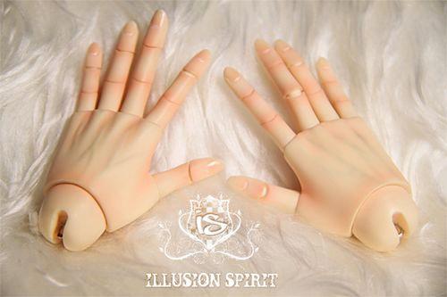 Как сделать руки для куклы фото